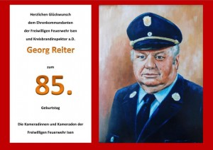 FF Isen - Georg Reiters 85er